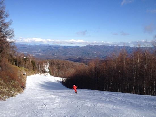 今週の寒波に期待|八千穂高原スキー場のクチコミ画像