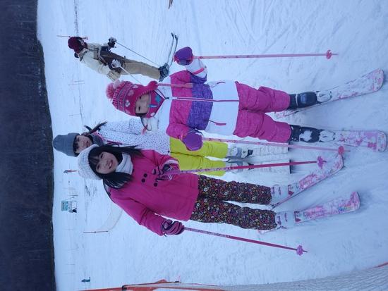 早く雪降らないかなぁ~|札幌藻岩山スキー場のクチコミ画像