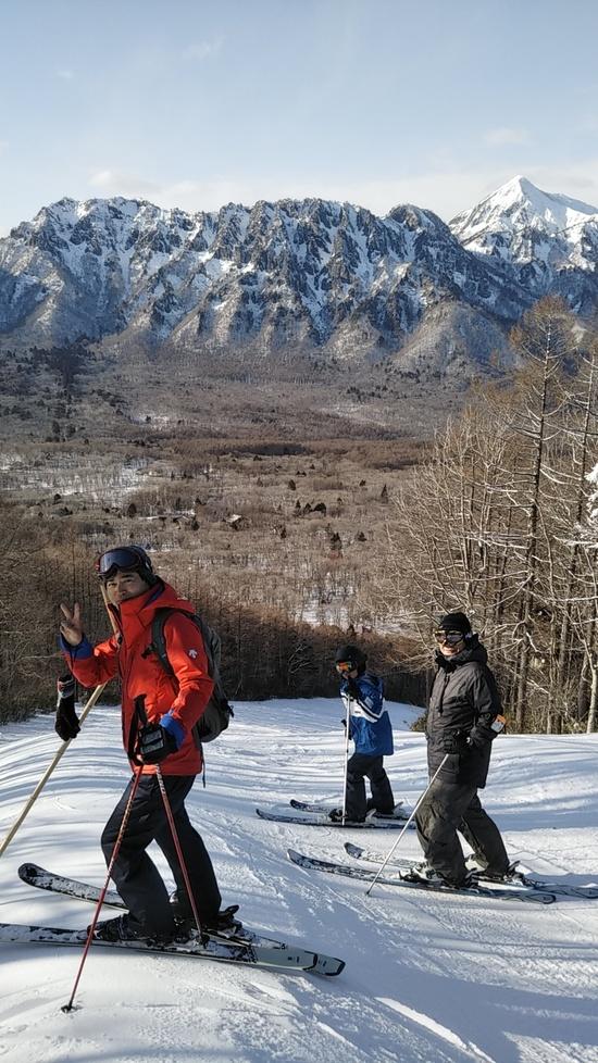 戸隠スキー場最高でした。|戸隠スキー場のクチコミ画像