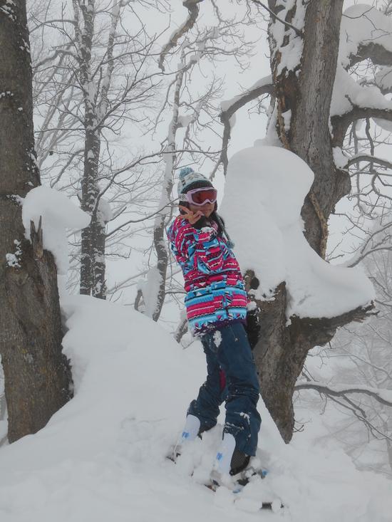 非圧雪すごい!!|斑尾高原スキー場のクチコミ画像3