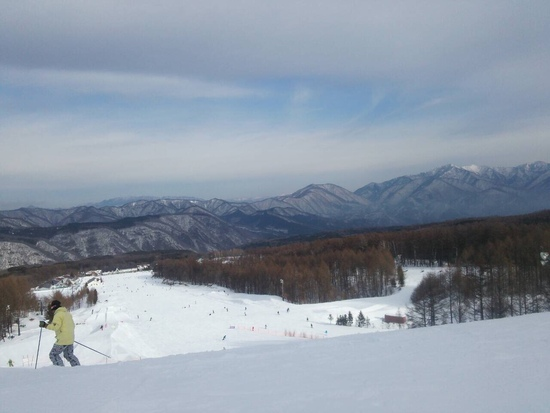 今年も冬がきた|箕輪スキー場のクチコミ画像