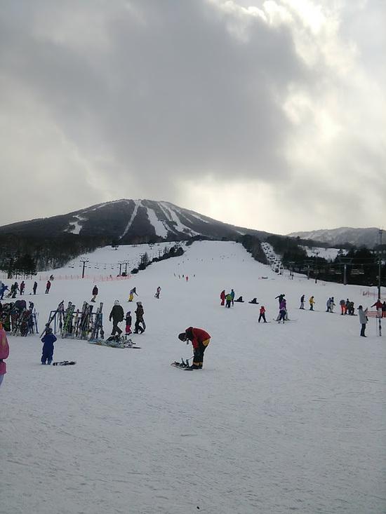 雪質最高~~ 安比高原スキー場のクチコミ画像2