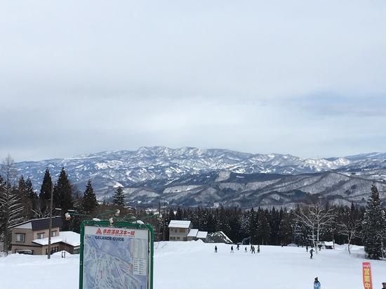 ナイター楽しいっす|赤倉温泉スキー場のクチコミ画像