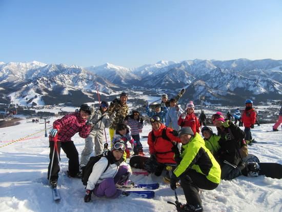 絶景|岩原スキー場のクチコミ画像