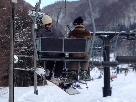 雪質良好!初心者から上級者まで楽しめるスキー場です!|水上宝台樹スキー場のクチコミ画像2