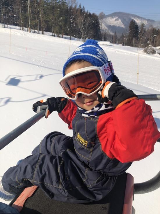 初めての経験|北信州 木島平スキー場のクチコミ画像