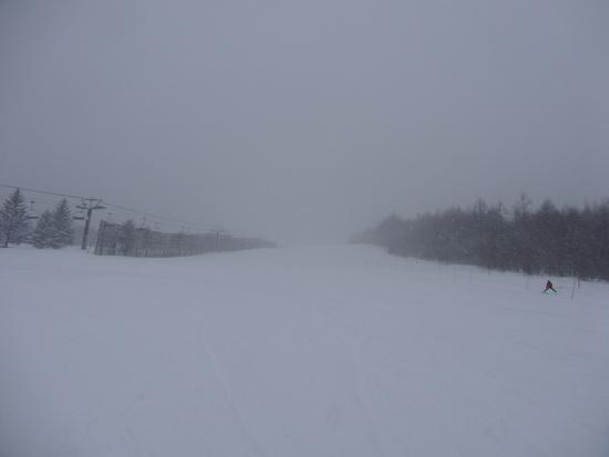 寒さ覚悟で滑りました|パルコールつま恋スキーリゾートのクチコミ画像