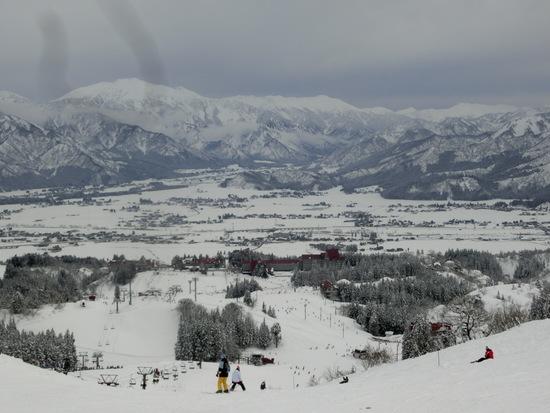 雪質最高|上越国際スキー場のクチコミ画像