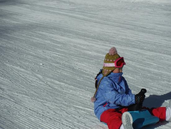 恒例化しつつある、正月スキー|軽井沢スノーパークのクチコミ画像