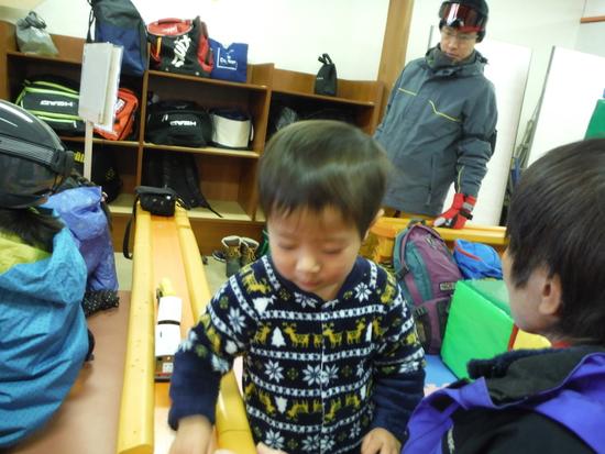 恒例化しつつある、正月スキー|軽井沢スノーパークのクチコミ画像3