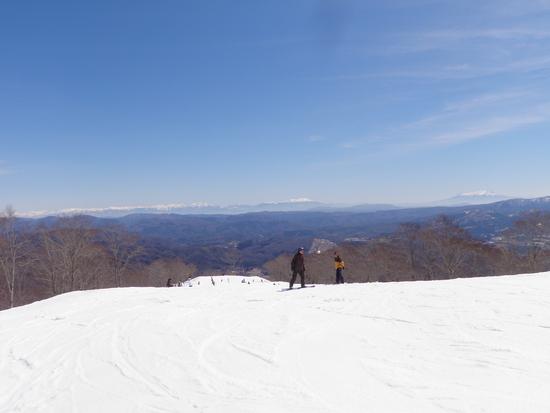 春スキー|高鷲スノーパークのクチコミ画像