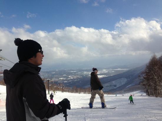 誘う人を選ばないスキー場|妙高杉ノ原スキー場のクチコミ画像