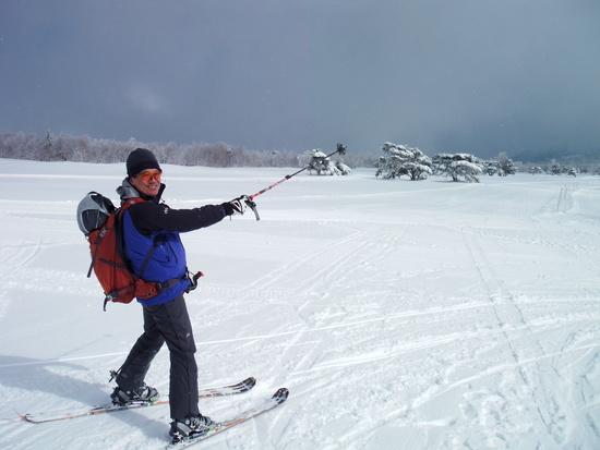 関越方面が大雪の悪天候でも・・・|菅平高原スノーリゾートのクチコミ画像2