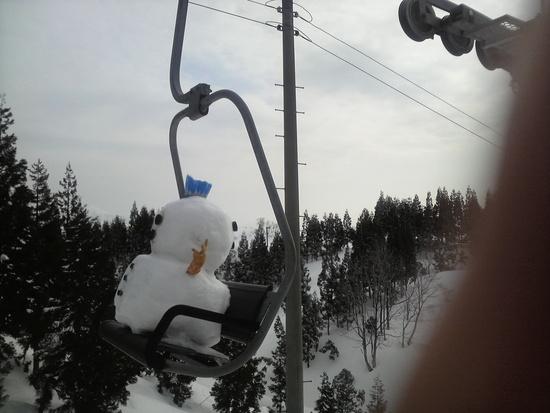 どちらを滑られるんですか? 上越国際スキー場のクチコミ画像