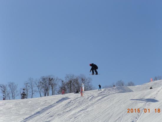 快適ですいているスキー場|福井和泉スキー場のクチコミ画像2