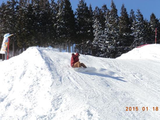 快適ですいているスキー場|福井和泉スキー場のクチコミ画像3