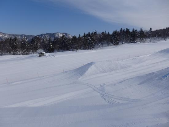 奥行があり景色のよいスキー場|会津高原南郷スキー場のクチコミ画像