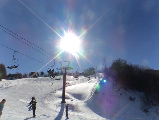 高品質なゲレンデがある穴場スキー場|やぶはら高原スキー場のクチコミ画像