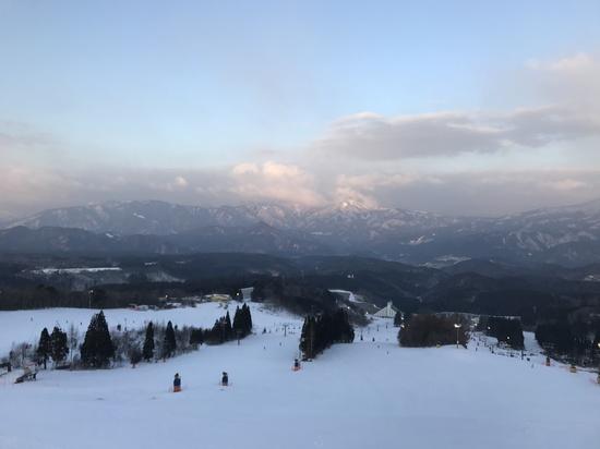 TOPシーズンなのに・・・|鷲ヶ岳スキー場のクチコミ画像2