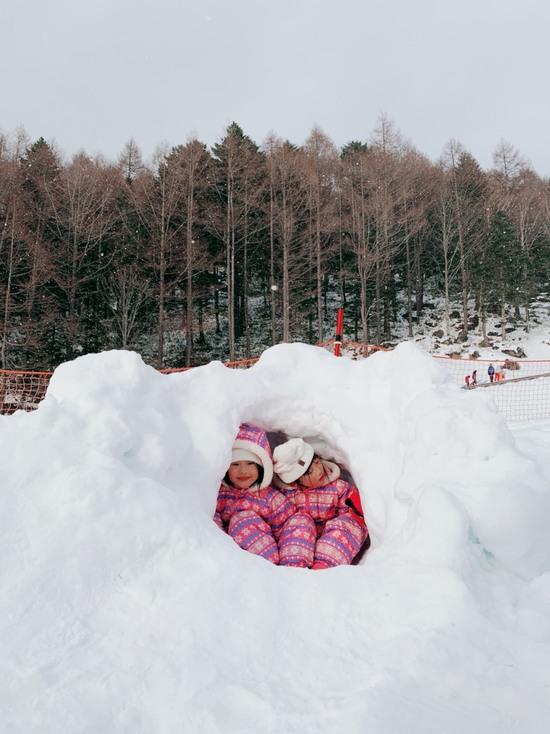 初かまくら|丸沼高原スキー場のクチコミ画像