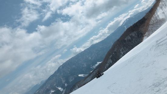 ゆったりと、自分のペースで滑れる広々ゲレンデ|おじろスキー場のクチコミ画像3