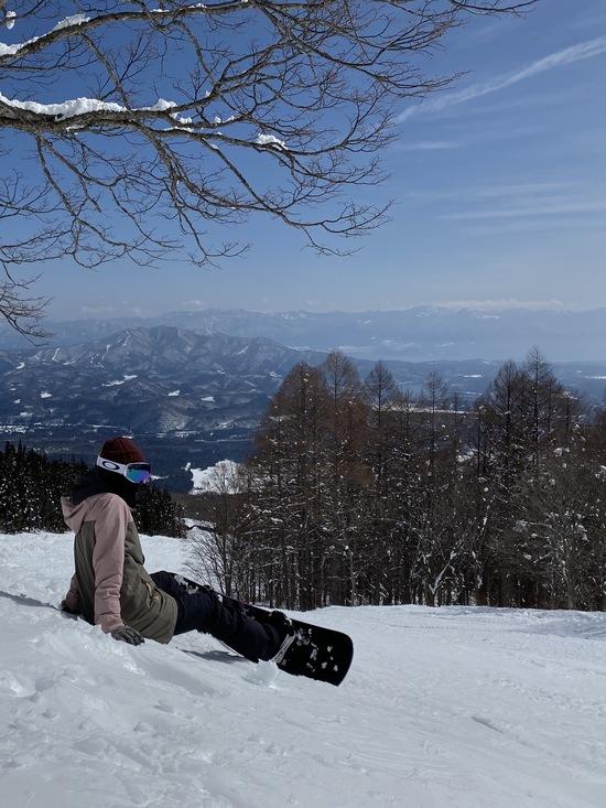 最高の眺め|妙高杉ノ原スキー場のクチコミ画像