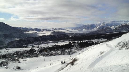 雪が多い!|白馬コルチナスキー場のクチコミ画像