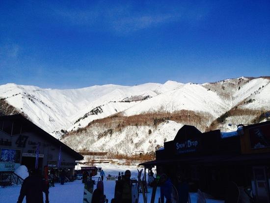 きれいな圧雪!滑りやすい!|Hakuba47 ウインタースポーツパークのクチコミ画像