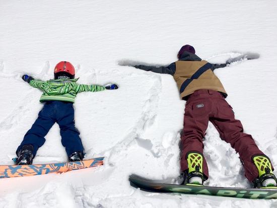 ファミリースノーボードならたんばら!|たんばらスキーパークのクチコミ画像
