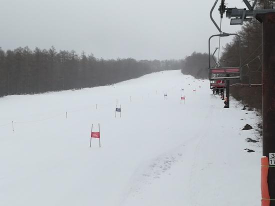 3月2週目までは○か|湯の丸スキー場のクチコミ画像2