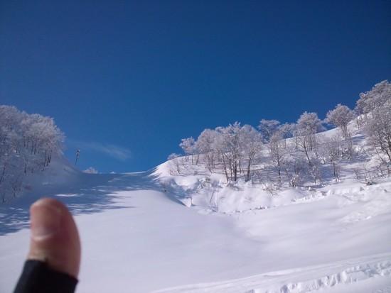 天気に恵まれると|GALA湯沢スキー場のクチコミ画像