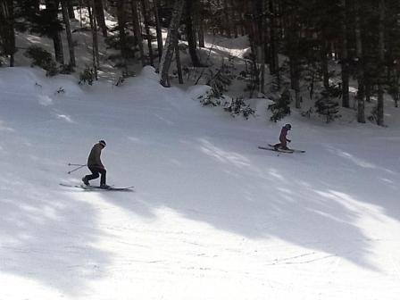 2月最後|信州松本 野麦峠スキー場のクチコミ画像