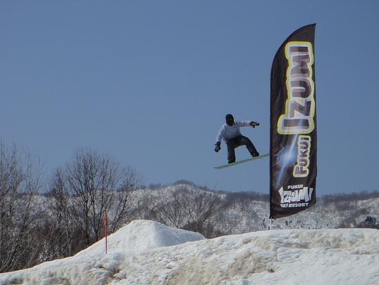 命知らずの強者たち|福井和泉スキー場のクチコミ画像1