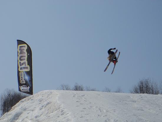 命知らずの強者たち|福井和泉スキー場のクチコミ画像2