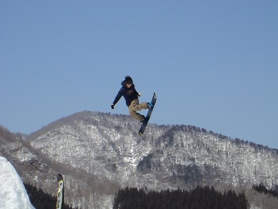 命知らずの強者たち|福井和泉スキー場のクチコミ画像3