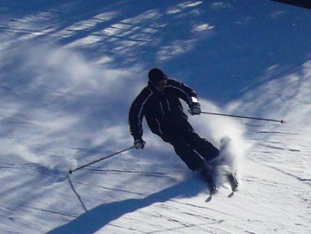 立て水開通!|信州松本 野麦峠スキー場のクチコミ画像
