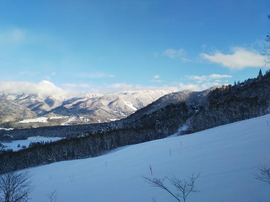 朝一|北信州 木島平スキー場のクチコミ画像