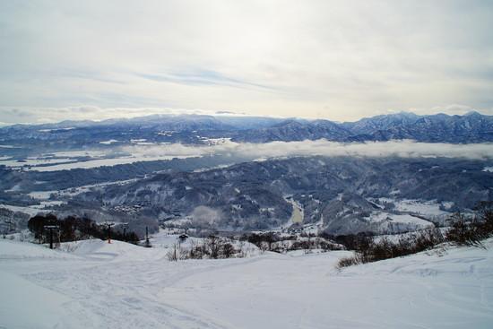 雲海!|さかえ倶楽部スキー場のクチコミ画像