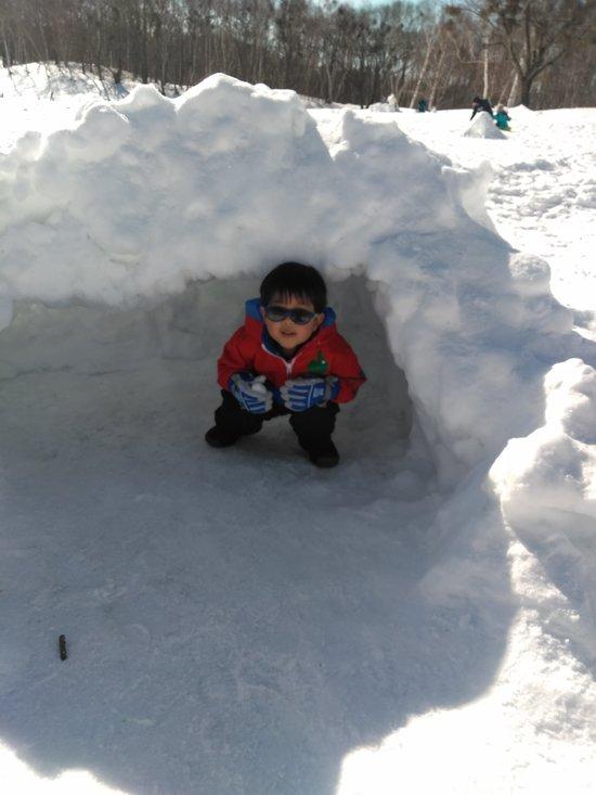 雪遊び|水上高原スキーリゾートのクチコミ画像