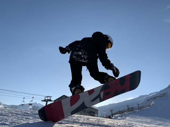 圧感|白馬八方尾根スキー場のクチコミ画像
