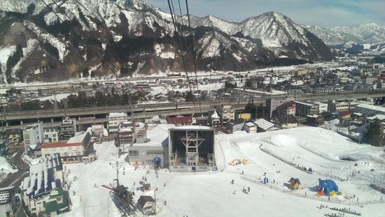 ロープウェイ|湯沢高原スキー場のクチコミ画像