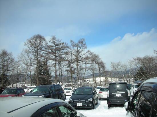 今日は新雪|軽井沢プリンスホテルスキー場のクチコミ画像