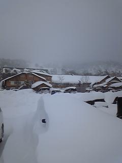 1日中雪でした|万座温泉スキー場のクチコミ画像