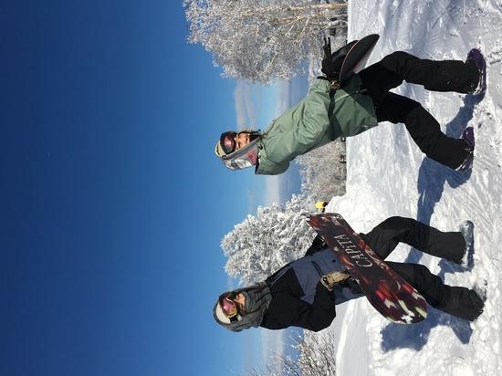 一年の計は元旦にあり|野沢温泉スキー場のクチコミ画像
