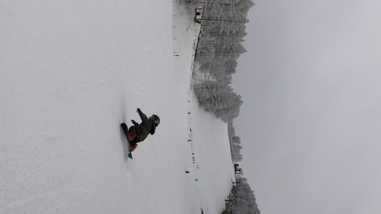 気持ちのいいバーン|菅平高原スノーリゾートのクチコミ画像3