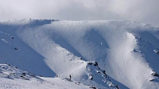 遂に憧れの八方尾根へ|白馬八方尾根スキー場のクチコミ画像