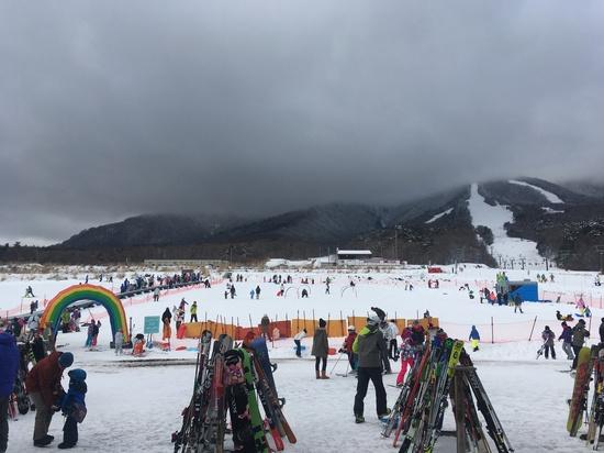 ゲレンデ広い、良アクセス|いいづなリゾートスキー場のクチコミ画像