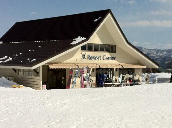 ちょっと休憩|赤倉観光リゾートスキー場のクチコミ画像