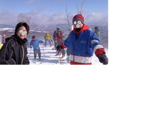 今日は楽しかった~|めいほうスキー場のクチコミ画像