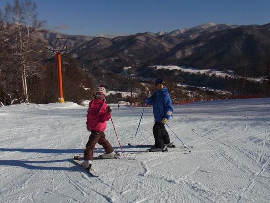 クリスマススキー|かたしな高原スキー場のクチコミ画像